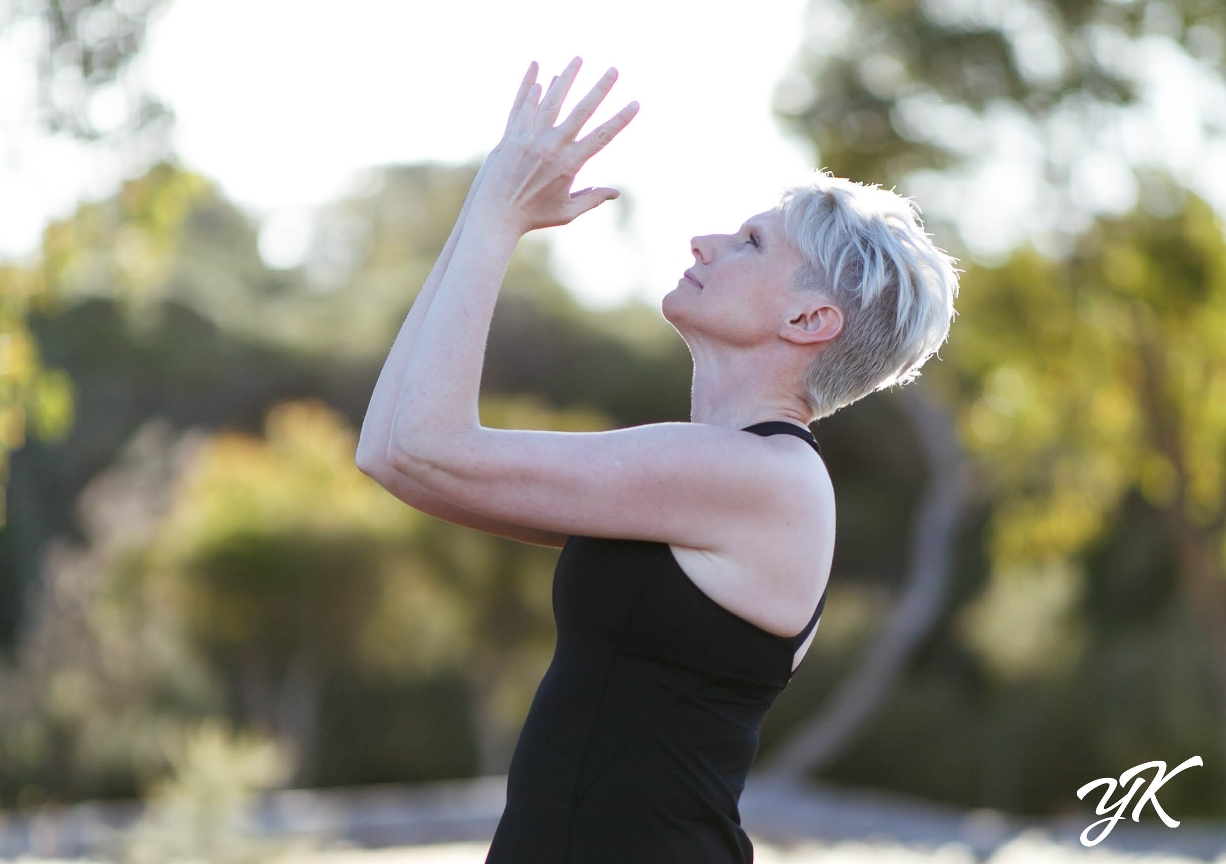 Weekly yoga classes with Kat in Perth